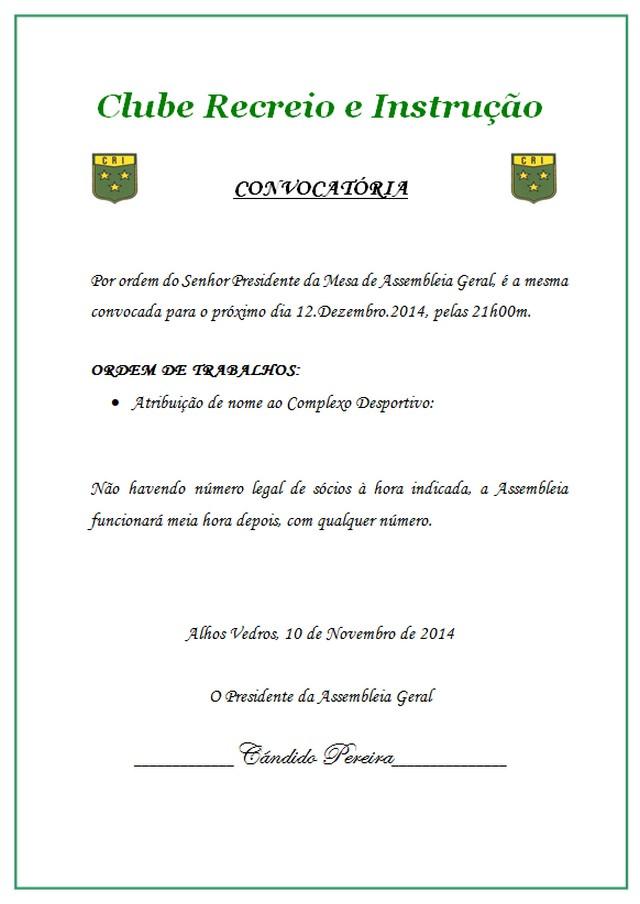 assembleia 12 12 2014