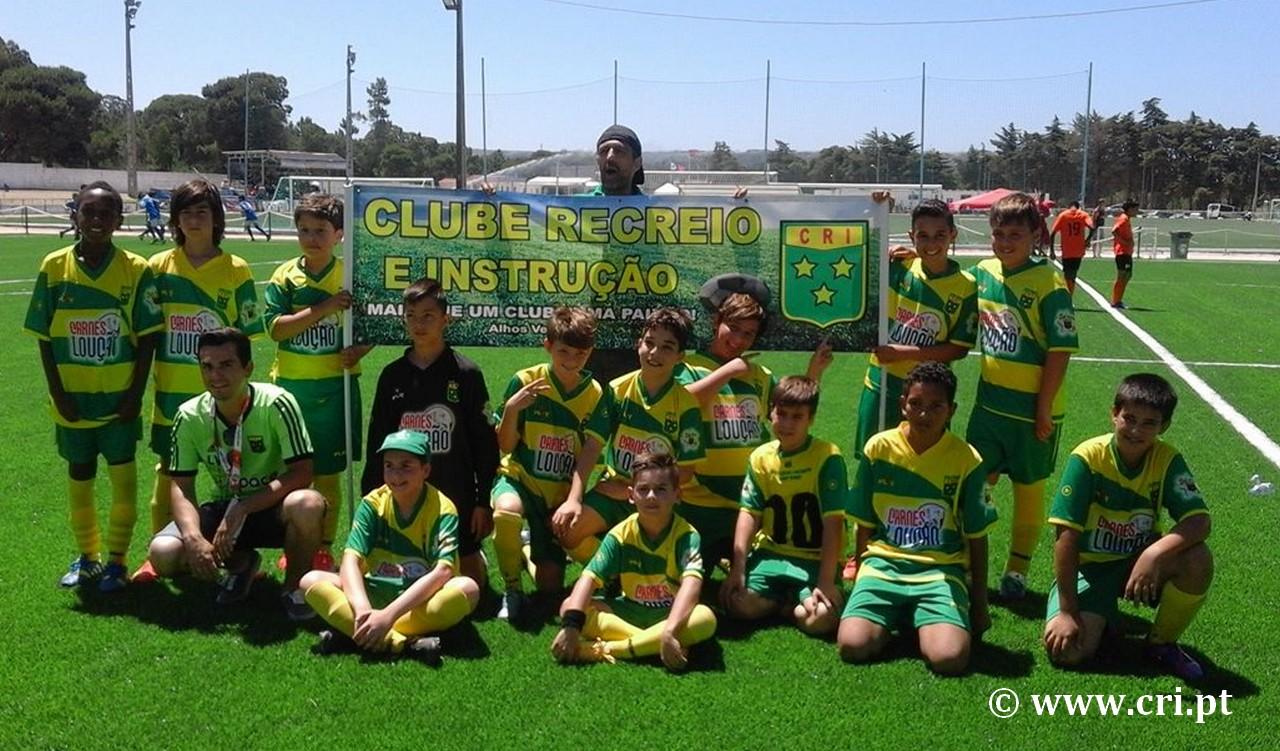 infantis-b 2015-16 sesimbrasummer cup