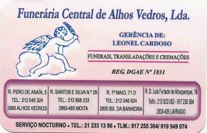 Funerária Central de Alhos Vedros 1