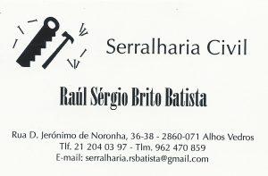 Serralharia Sérgio Batista 1