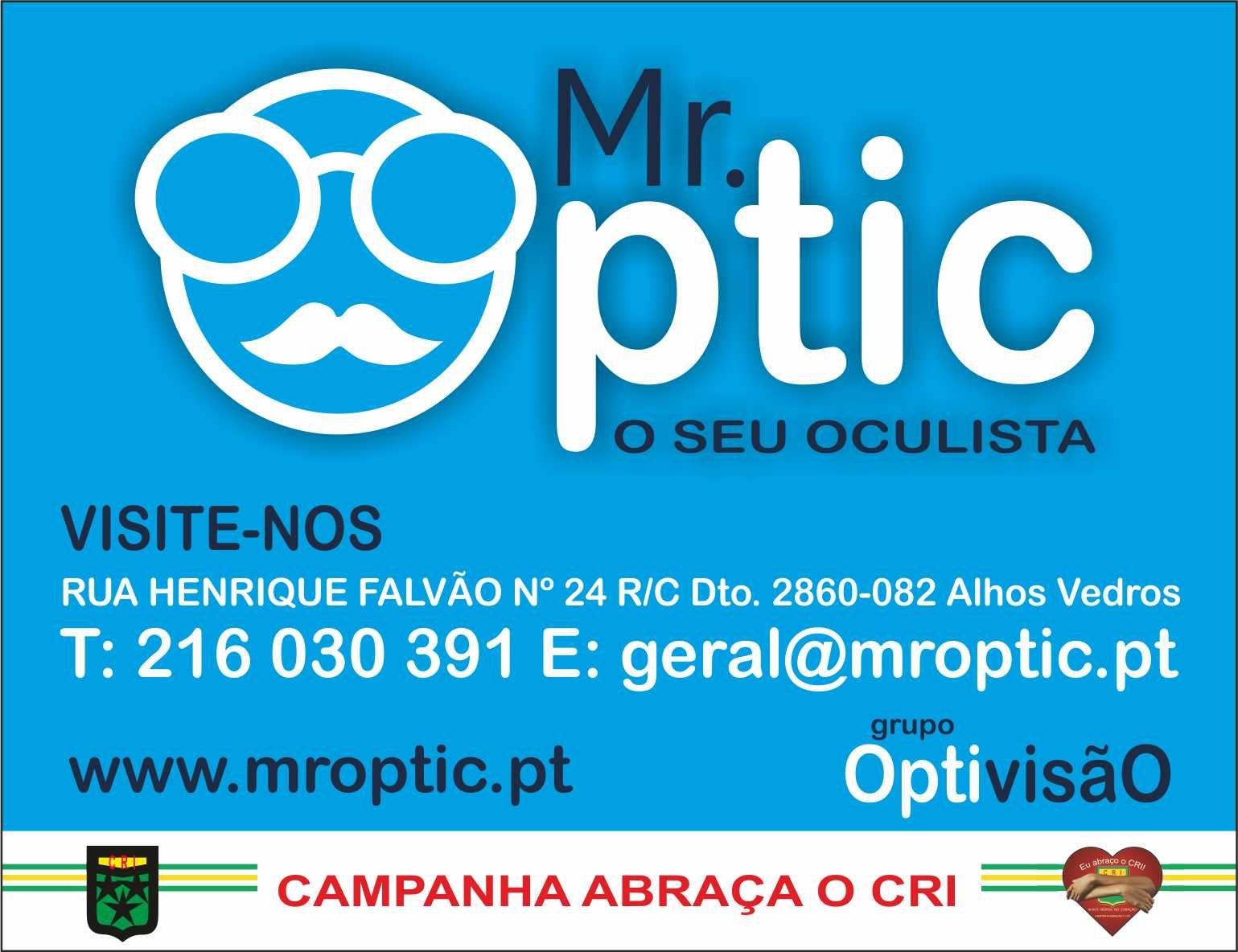 Mr Optic - O seu oculista